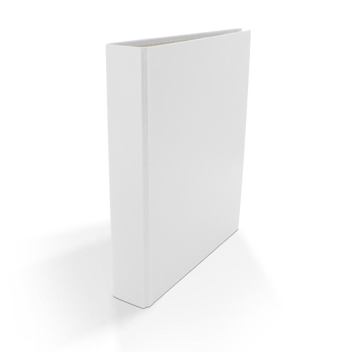 weiß 75mm 3x Ordner Farbe DIN A5