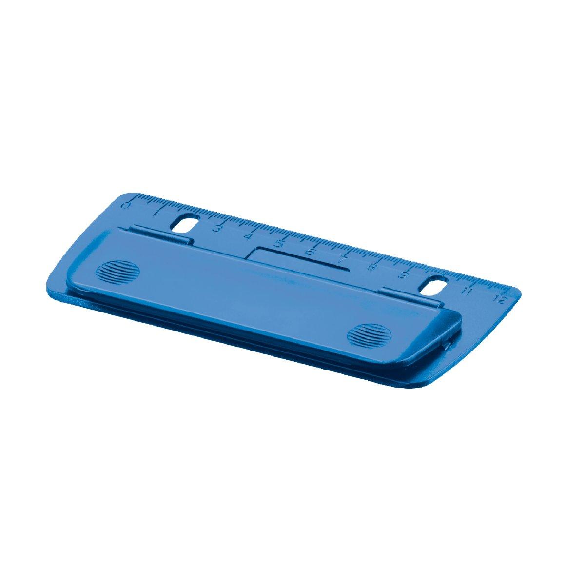 Herlitz Taschenlocher Blau Mini Locher Abheftbar Ebay