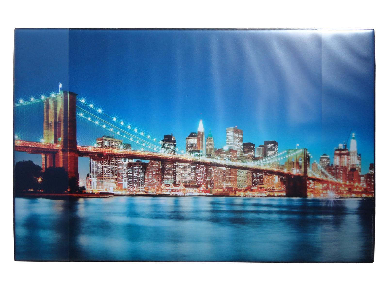 Schreibtischunterlage Grosse 68x44cm New York Ebay