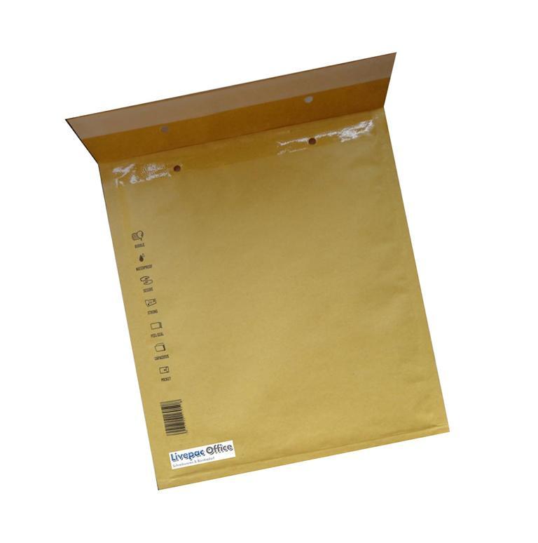 4 D 15 Luftpolster-Versandtaschen weiß Luftpolstertaschen Größe 14D