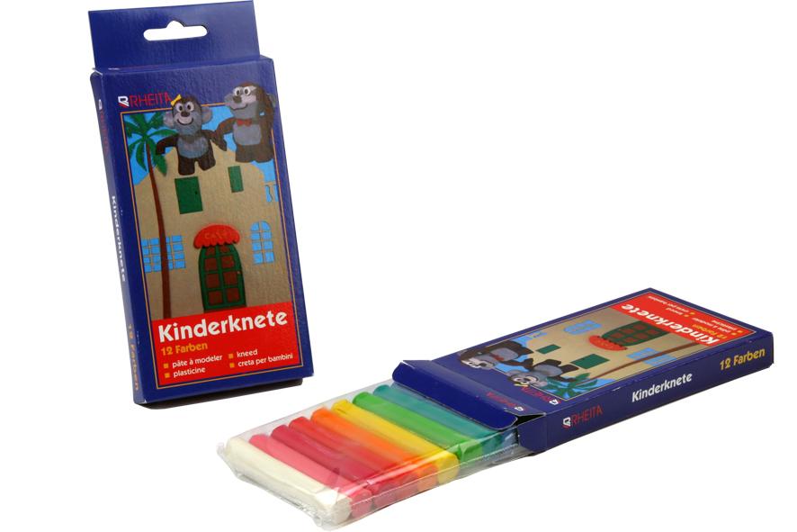12 Stangen Knete Knetmasse 12 Verschiedene Farben Ebay