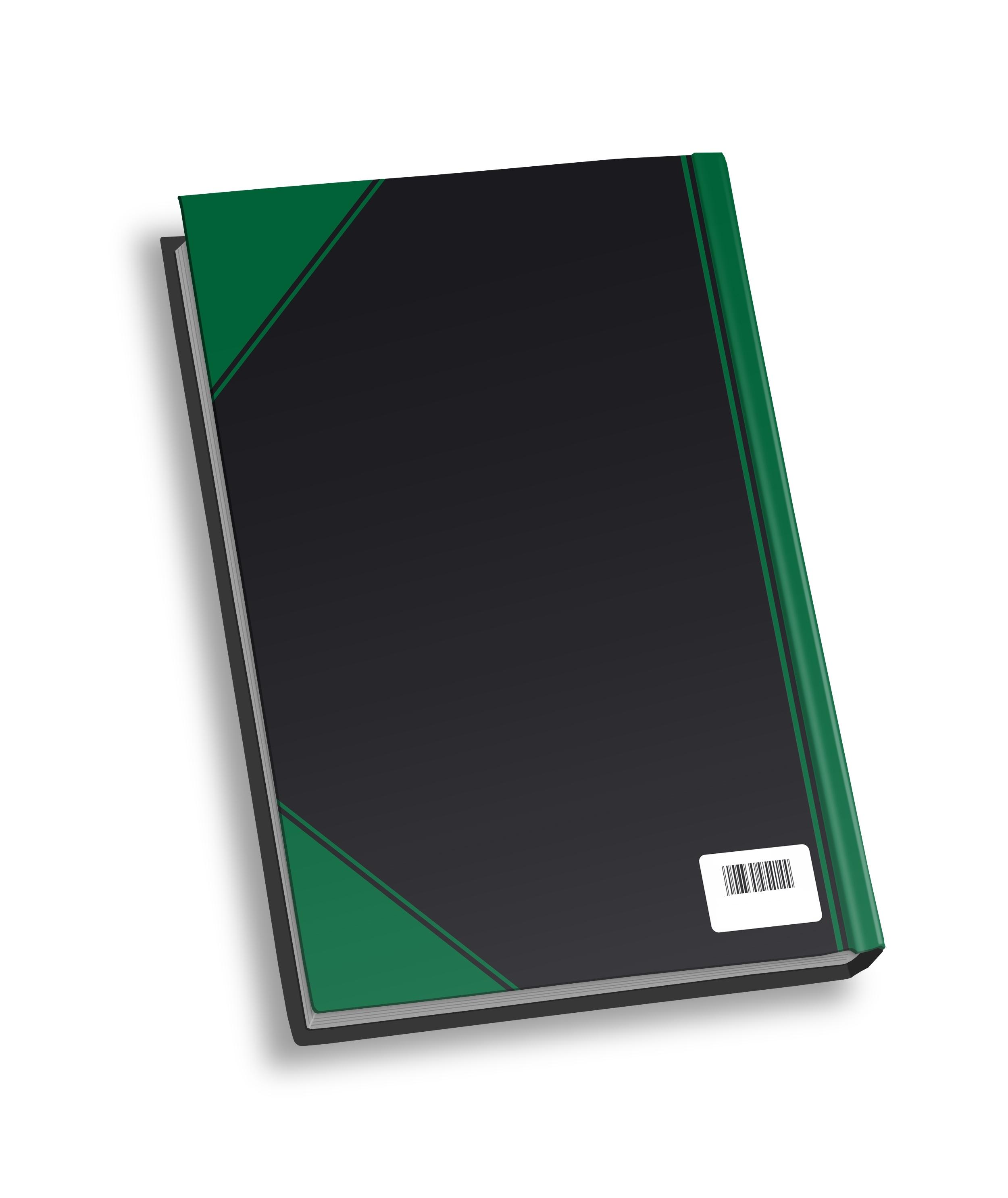 Notizbuch DIN A5 70g//m² 2 verschiedene Motiv-Kladden liniert 80 Blatt